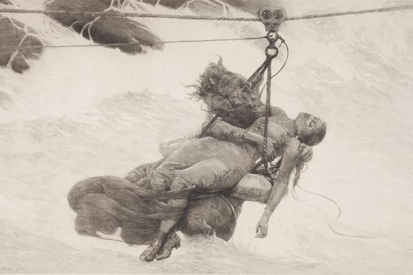 Winslow Homer, Saved