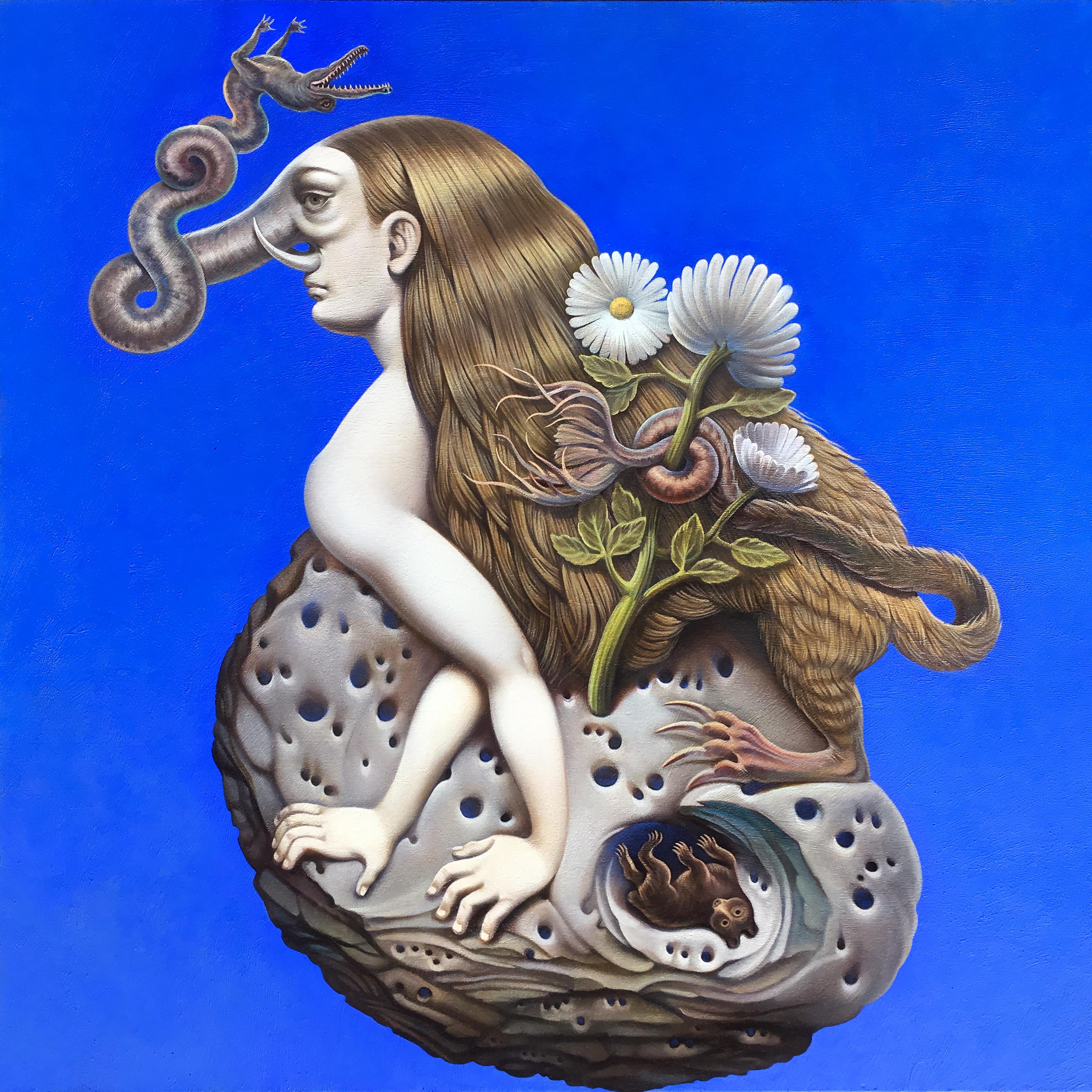 Surrealist Figurative Painting